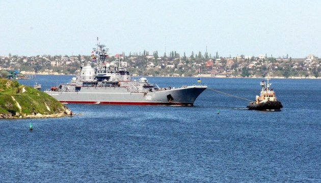 Ships, marines and artillery: Ukraine to strengthen defense of Sea of Azov