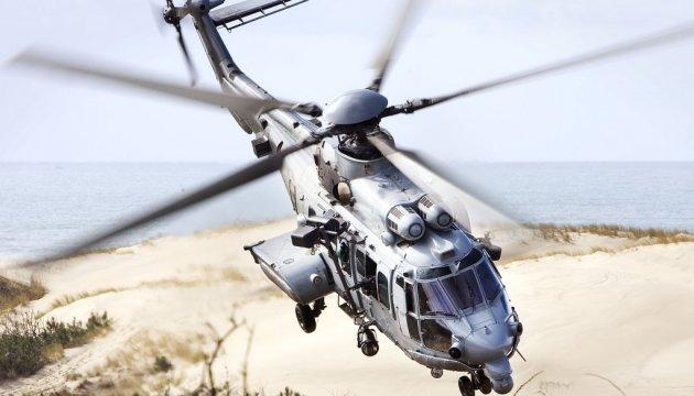 Во Франции разбились два вертолета: по меньшей мере пятеро погибших
