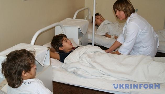 В Запорожской области 10 школьников госпитализированы с отравлением