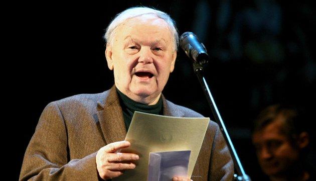 Помер поет Борис Олійник