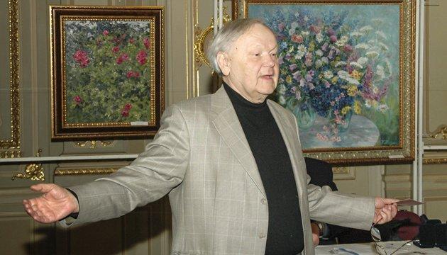 Президент: Борис Олійник багато зробив, щоб нація утвердила свою мову