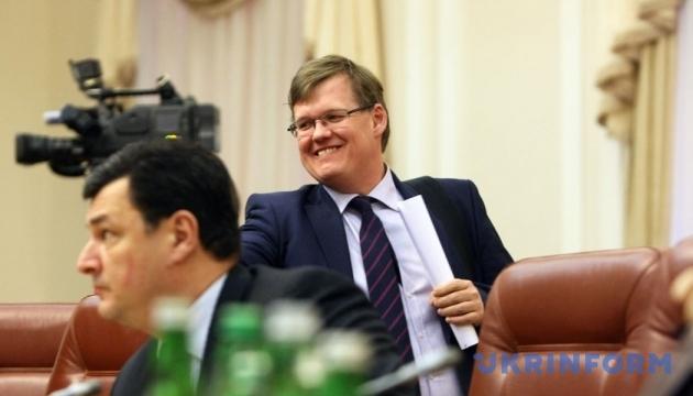 Rozenko : Les Ukrainiens et les Polonais vont poursuivre le dialogue et le travail commun