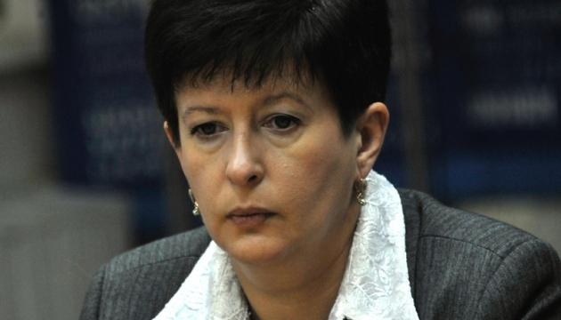 Лутковская: АТО – не повод прекращать выплату пенсий