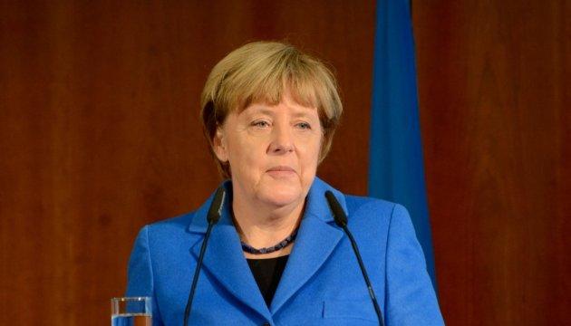 Меркель предлагает создать в Сирии зоны безопасности