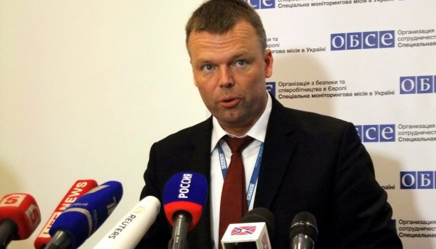 OSCE observers record shelling from center of Donetsk and Debaltseve – Hug