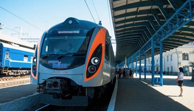 Украина заинтересована сотрудничать с Кореей по развитию железнодорожного движения