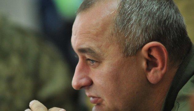 Le Procureur militaire général dépose une plainte contre le chef d'Etat-major de l'armée ukrainienne