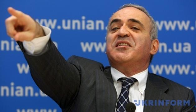 Каспаров: Крым - это захваченная территория