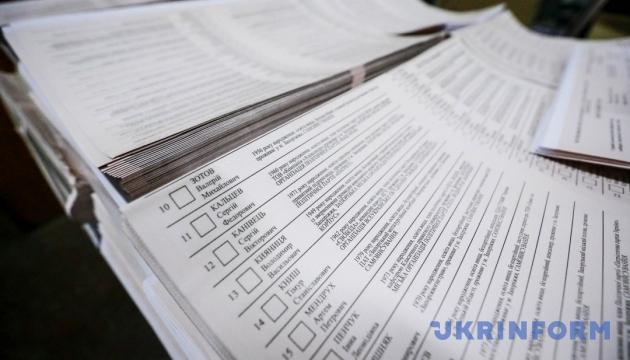 У Харківській області зникли півтисячі бюлетенів