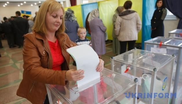 Вибори громад: на Житомирщині - явка вже 50%