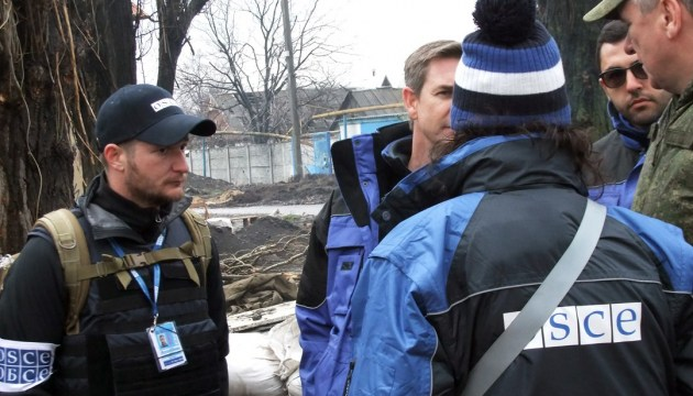OSCE ready to send police mission to Donbas