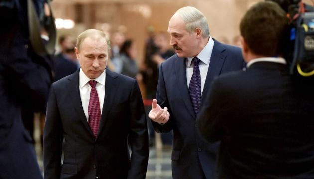 Лукашенко поговорив із Путіним