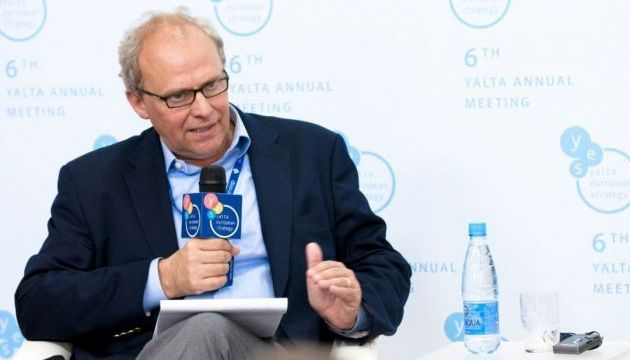 Аслунд приветствовал экономический рост Украины