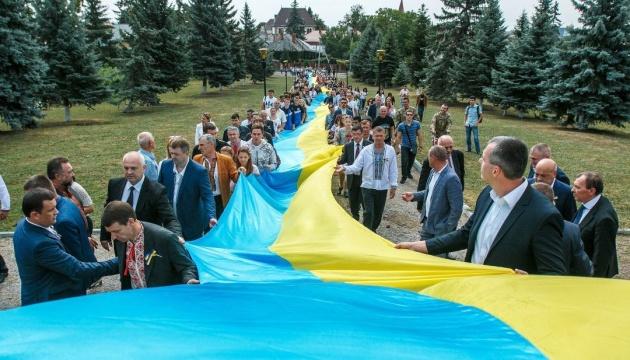 La majorité des Ukrainiens se déclarent patriotes