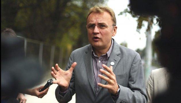 У міськраді Львова не назбирали голосів за недовіру Садовому