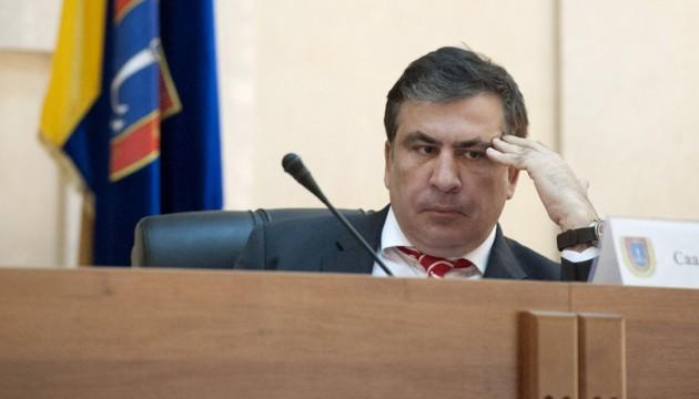Саакашвілі каже, що не претендуватиме на посаду президента