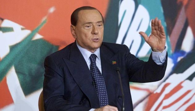 Берлусконі виписали з лікарні після COVID-19