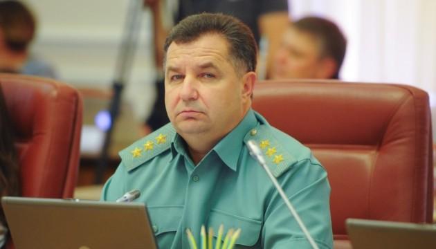 В Україні впровадили чверть із запланованих стандартів НАТО – Полторак
