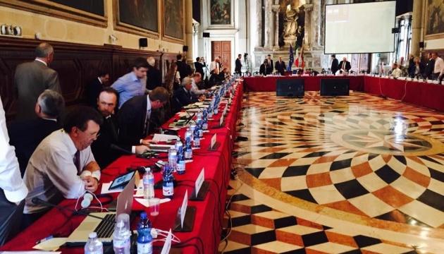 Венецианская комиссия ждет от Украины улучшенного закона о люстрации
