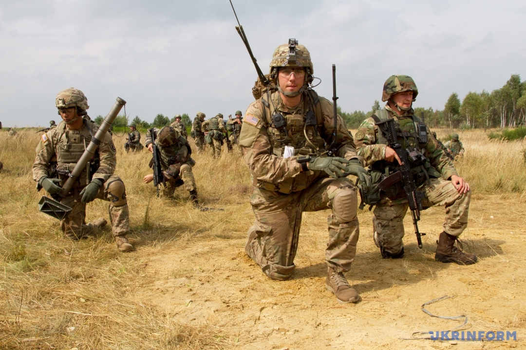 военные США армия