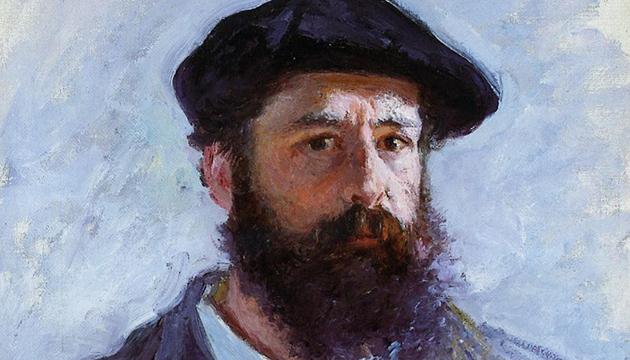 Клод Моне. Автопортрет (1886). Фото: wikipedia