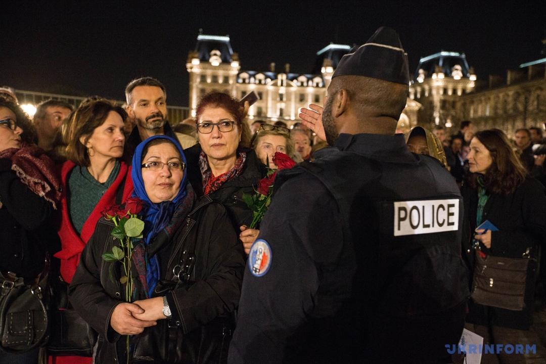 Теракти у Франції