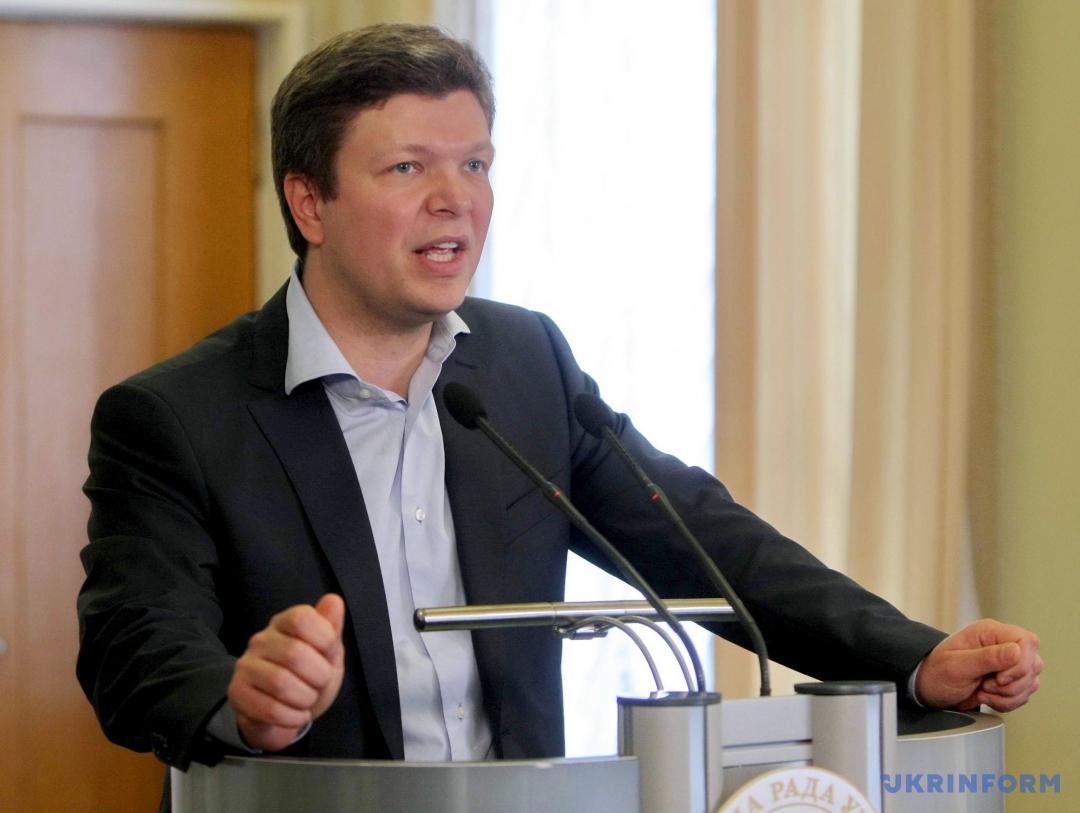Народний депутат Леонід Ємець