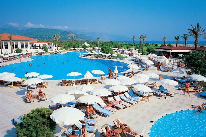 Туреччина залишається серед найпопулярніших місць відпочинку