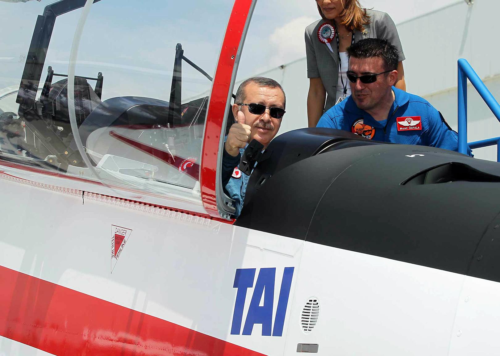Фото: Ali Ünal / Zaman Реджеп Тайїп Ердоган