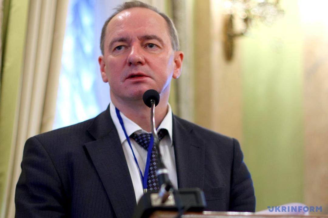 Юрій Недашковський
