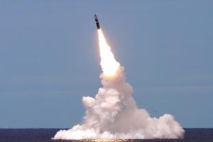 Ізраїль випробував у відкритому морі надточну балістичну ракету
