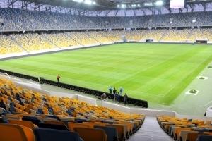 УАФ планирует запретить мартовские матчи чемпионата на «Арене Львов»