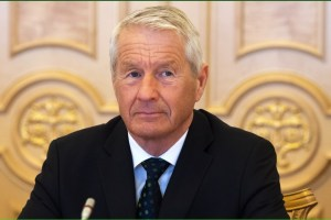 Jagland congratulates Zelensky, his party on election victory