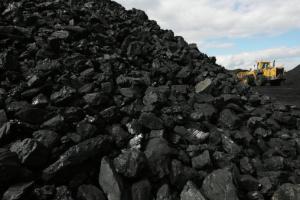 В Україні зростають запаси кам'яного вугілля