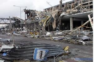 Ukraine fordert Schadensersatz für zerstörte Wohnräume im Donbass