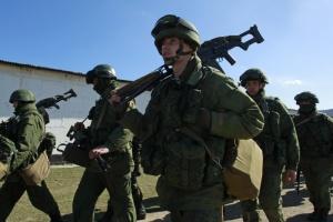 """Військові РФ вчаться """"знищувати противника"""" у горах окупованого Криму"""