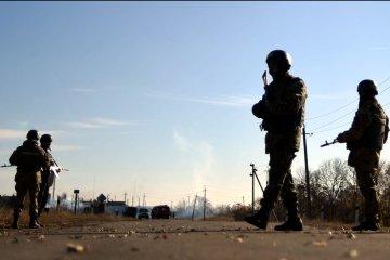 Les combattants pro-russes ont tiré sur Starohnativka avec des véhicules de combat