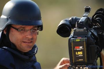 Tag der Pressefreiheit: Ukraine und 20 Länder fordern, Pressefreiheit zu schützen