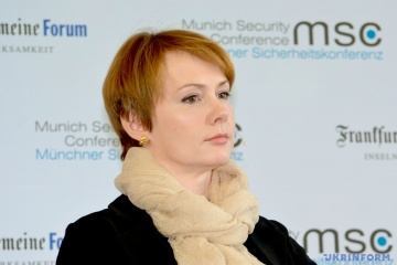 """Viceministra de Exteriores: Gazprom sabotea las consultas de """"tránsito"""" entre Ucrania, Rusia y la UE"""