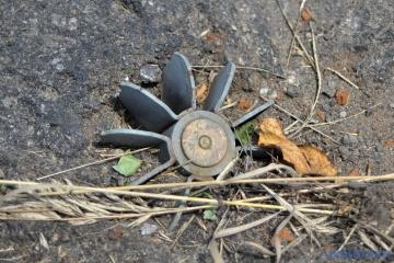 L'Ukraine se classe à la 5e place du classement mondial du nombre des victimes de mines