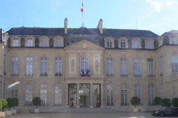 仏大統領府、ノルマンディ4国外相会談開催合意につき発表
