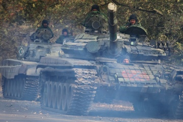 Russia preparing troops for large-scale aggression against Ukraine - General Staff