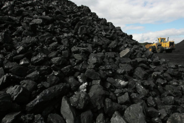 Ukrainian miners produced 2.56M tonnes of coal in February