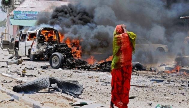 Теракт в столице Сомали: минимум 12 погибших