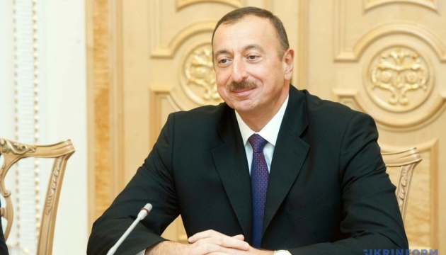 Poroshenko, Aliyev demonstrate unity on annexation of Crimea and status quo of Nagorno-Karabakh