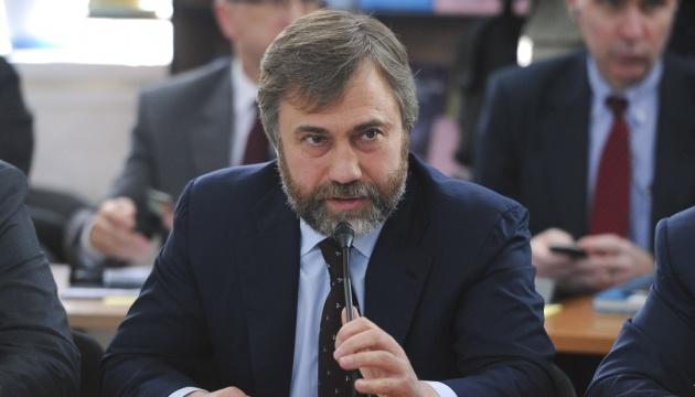 """Wadym Nowynskyi wird Fraktionschef des """"Oppositionellen Blocks"""""""