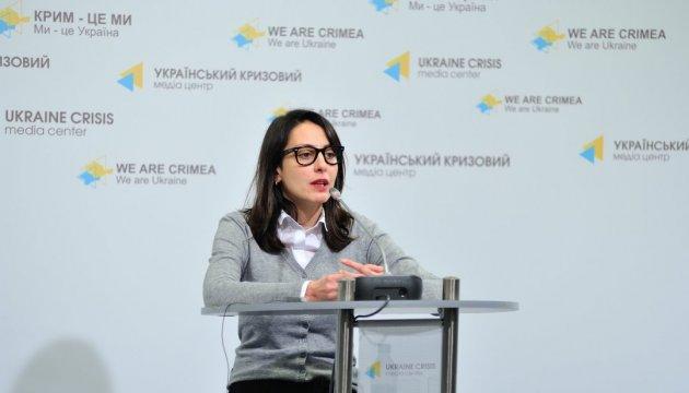 Деканоидзе рассказала, что обсуждала в Вашингтоне