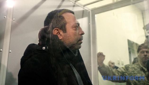 Корбан вже в ізоляторі тимчасового тримання СБУ в Києві