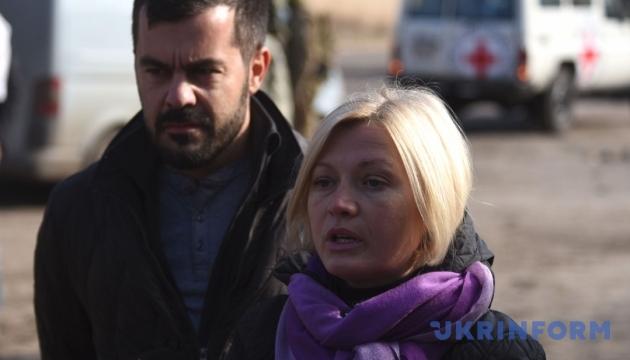 НАТО не вистачає інформації про ситуацію на Донбасі - Геращенко