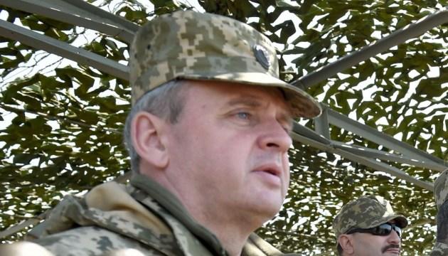 Militäretat 2019: Generalstabschef Wiktor Muschenko fordert 112 Milliarden Hrywnja für Armee
